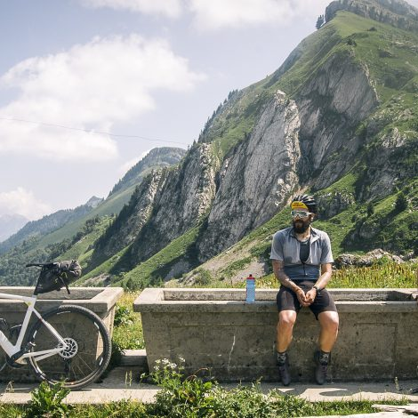 Try the Exploro at our Test Center in the Alps: Basecamp