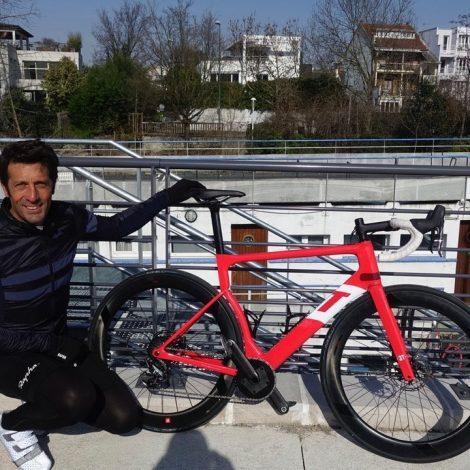 Juan Antonio Flecha goes Strada