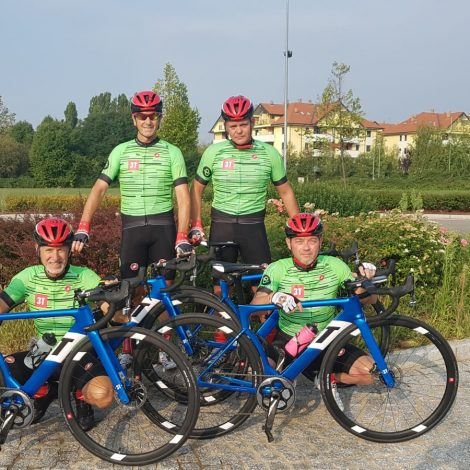 12H Monza Race on the Strada
