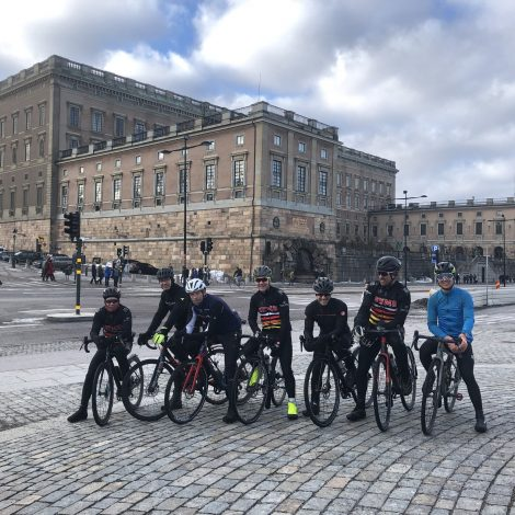 RIMBY: New bike day in Sweden