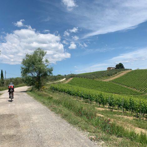 My-XPDTN: Tuscany Trail