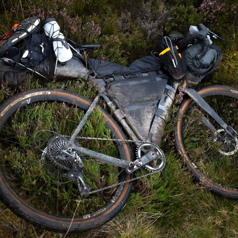 Bike Packing Schotland 7