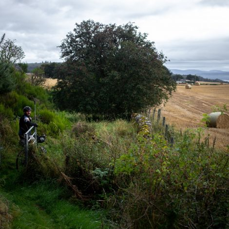 Bike Packing Schotland 1