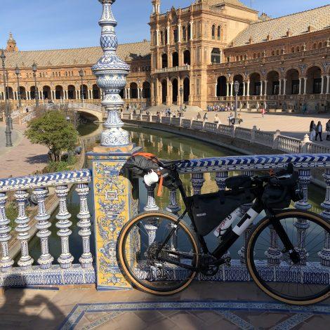 My-XPDTN: Faro – Murcia Bikepacking