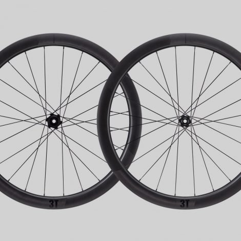 World's widest aero wheels now shipping!