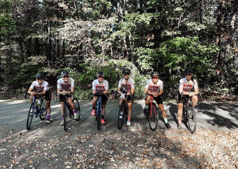 Femme Equipe Team Camp Recap