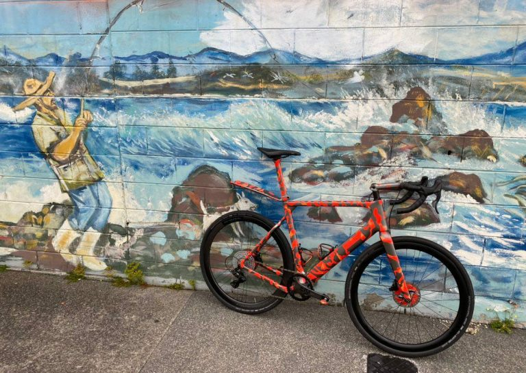 GET CREATIVE: COLORFUL CAMO FROM ROULEUR CYCLES