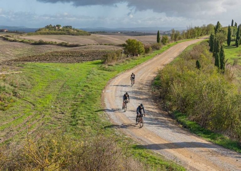XPDNTN3(+1) Florence to Rome: Riding The Pilgrims' Way with the Rolling Dreamers