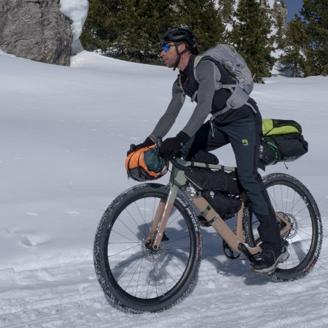 XPDTN3 preview: A winter bikepacking adventure on the Dolomites
