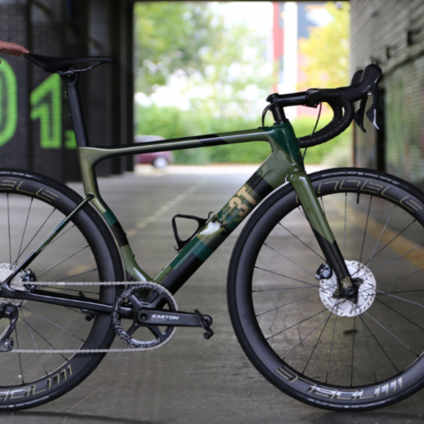 Get Creative: 3T Strada for Noble Wheels