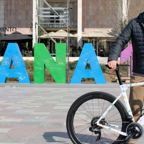 GET CREATIVE – A bike for my hometown Tirana